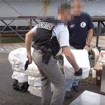 223 Kg de cocaïne saisis au large de la Martinique