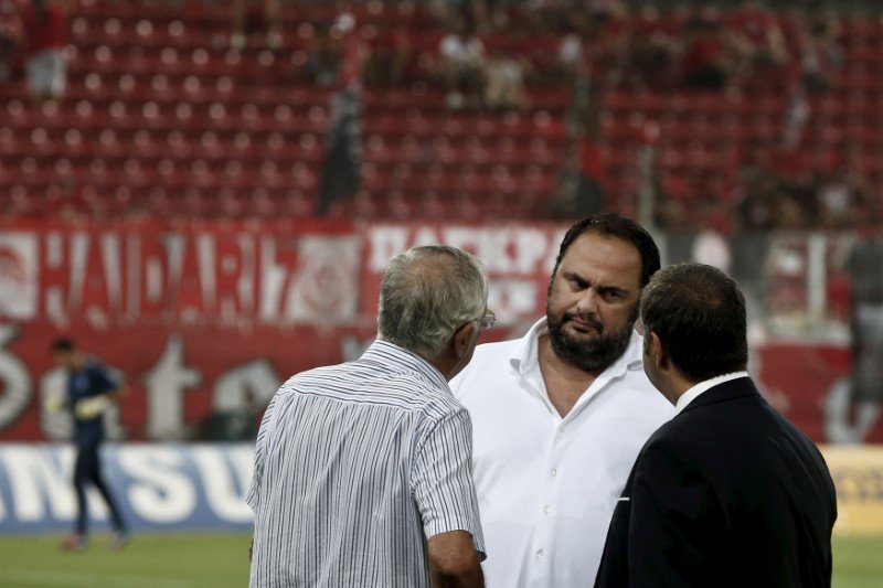 Olympiakos owner Marinakis takes over Nottingham Forest - Football