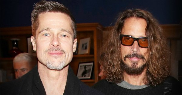 Brad Pitt wasn't just a fan of Chris Cornell's—He was a friend: