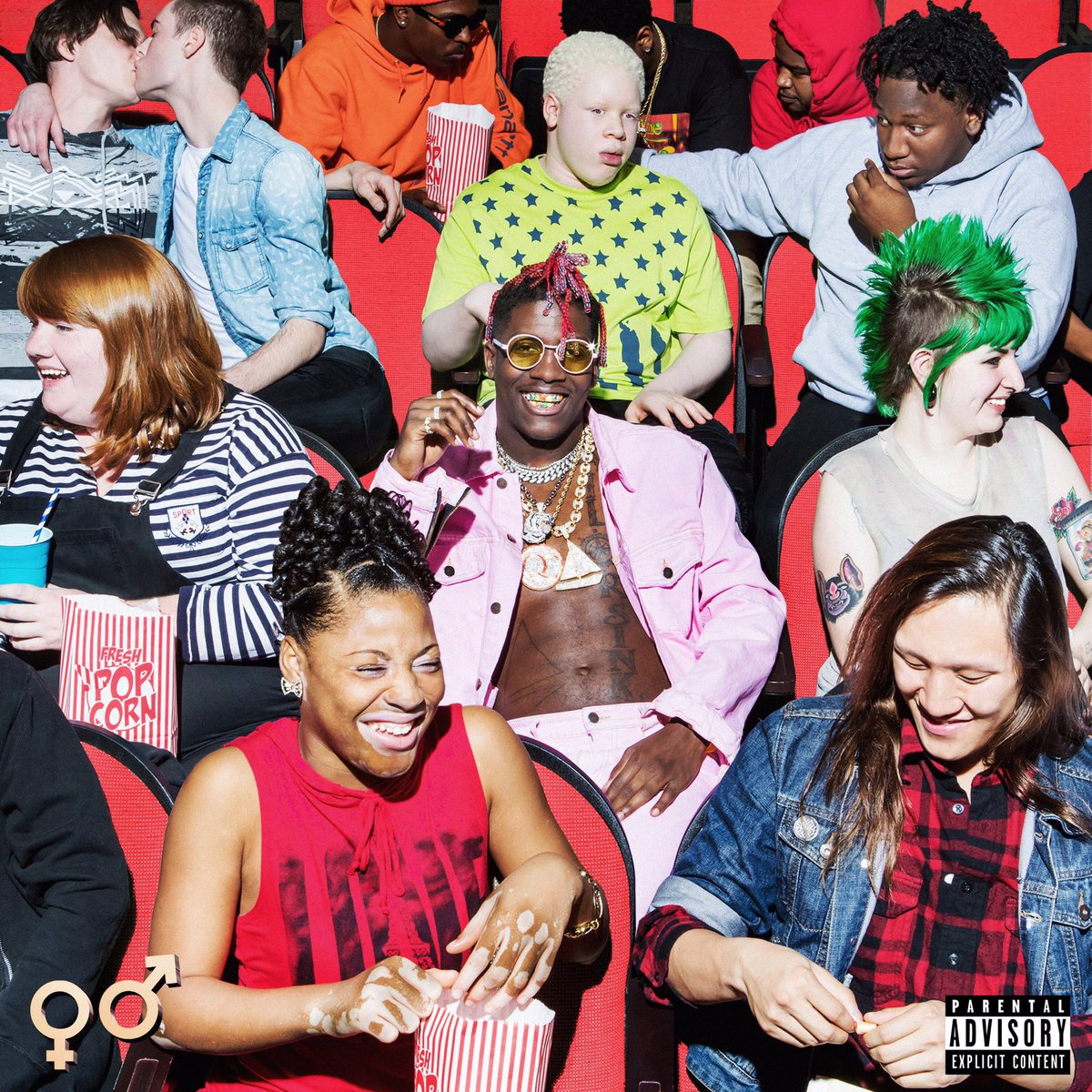 "Listen to @lilyachty's ""X Men,"" the latest track off his upcoming album Teenage Emotions. https://t.co/hdBA406xN4 https://t.co/SUzQAyQz2H"