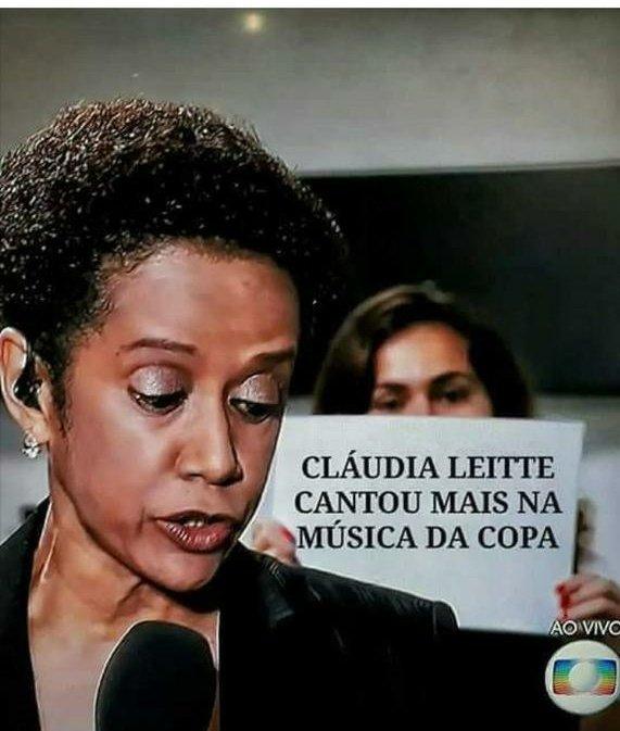 CLAUDIA LEITTE OBRIGADO