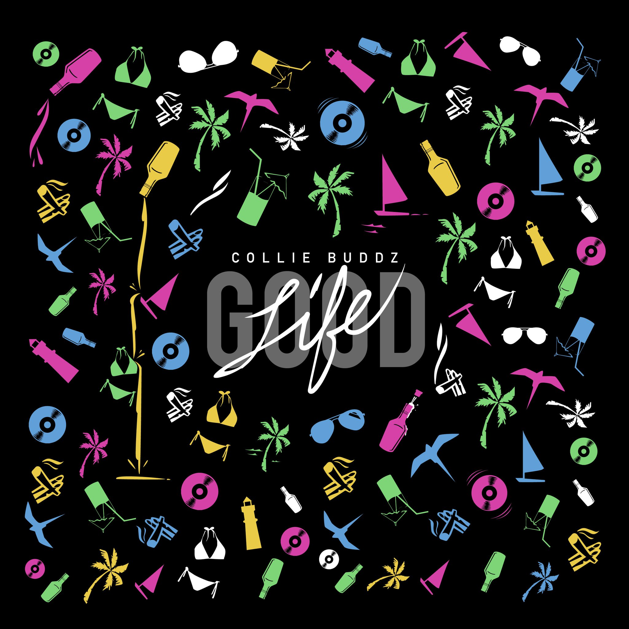 Premiere: @CollieBuddz catches us up with his first album in 10 years, Good Life. https://t.co/4hecCEl9QW https://t.co/yjsiKEiDnv
