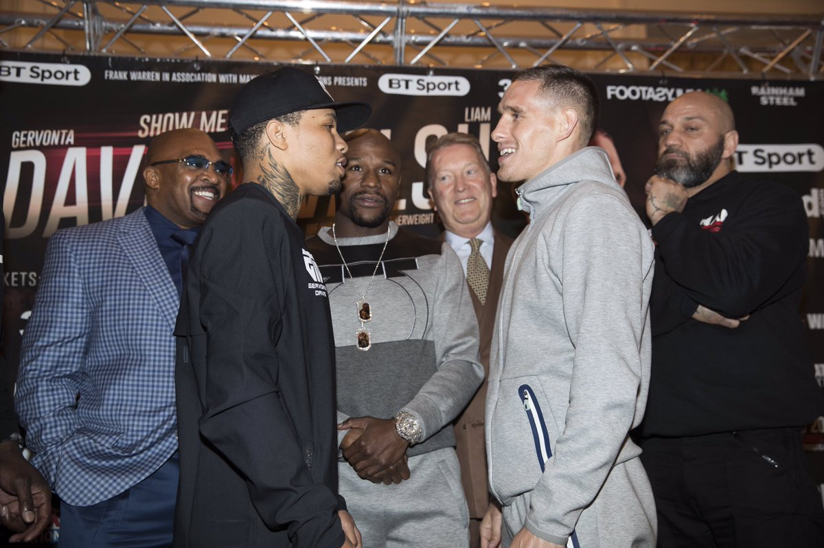 test Twitter Media - .@Gervontaa looks to be 1st American to successfully defend a title in U.K. since @PaulMalignaggi in '08, SATURDAY 6p ET/3p PT.  #DavisWalsh https://t.co/i84UGbbZjK