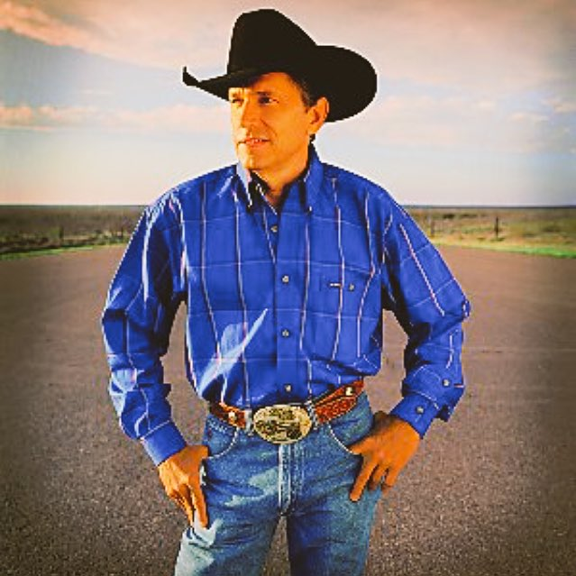 Happy birthday to the GOAT of country music, George Strait!