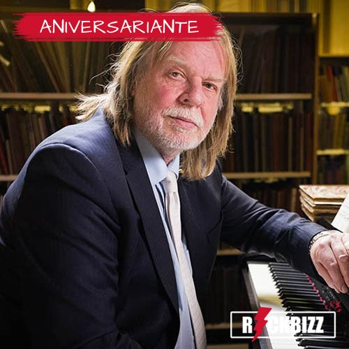 Happy Birthday, Rick Wakeman!