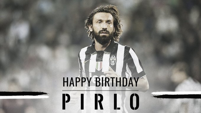 Happy birthday (38) Andrea Pirlo, one of the classiest midfielders of his generation
