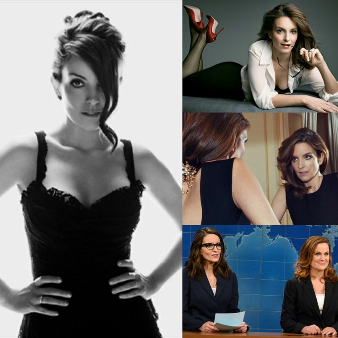 Appreciation post and happy birthday to the gift to this planet that is Tina Fey