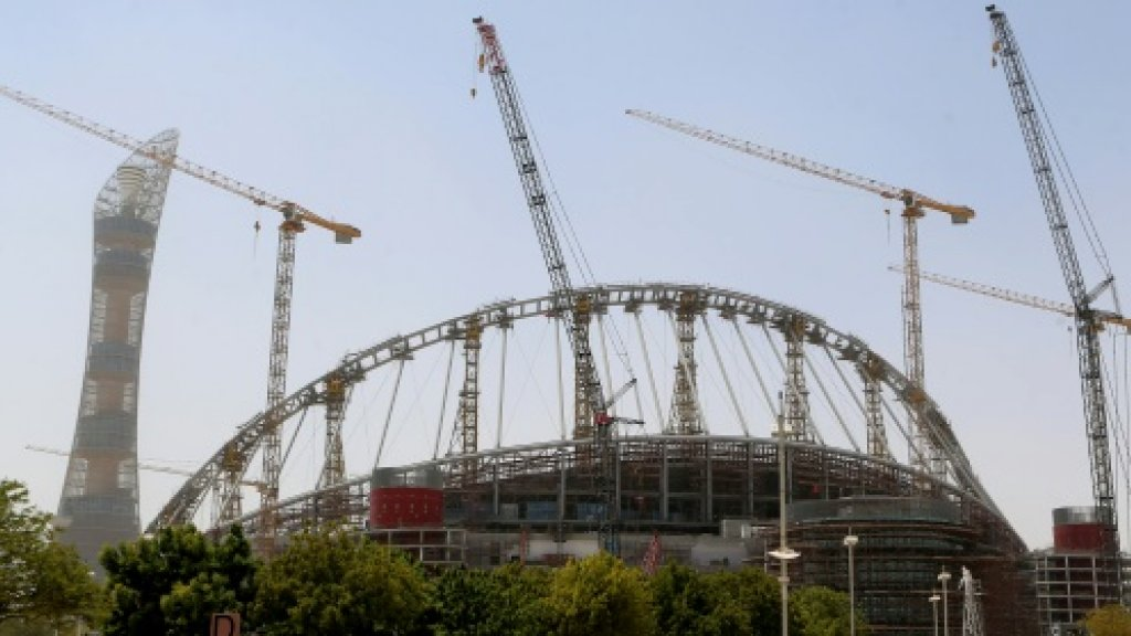 Air-conditioned Qatar World Cup stadium ready