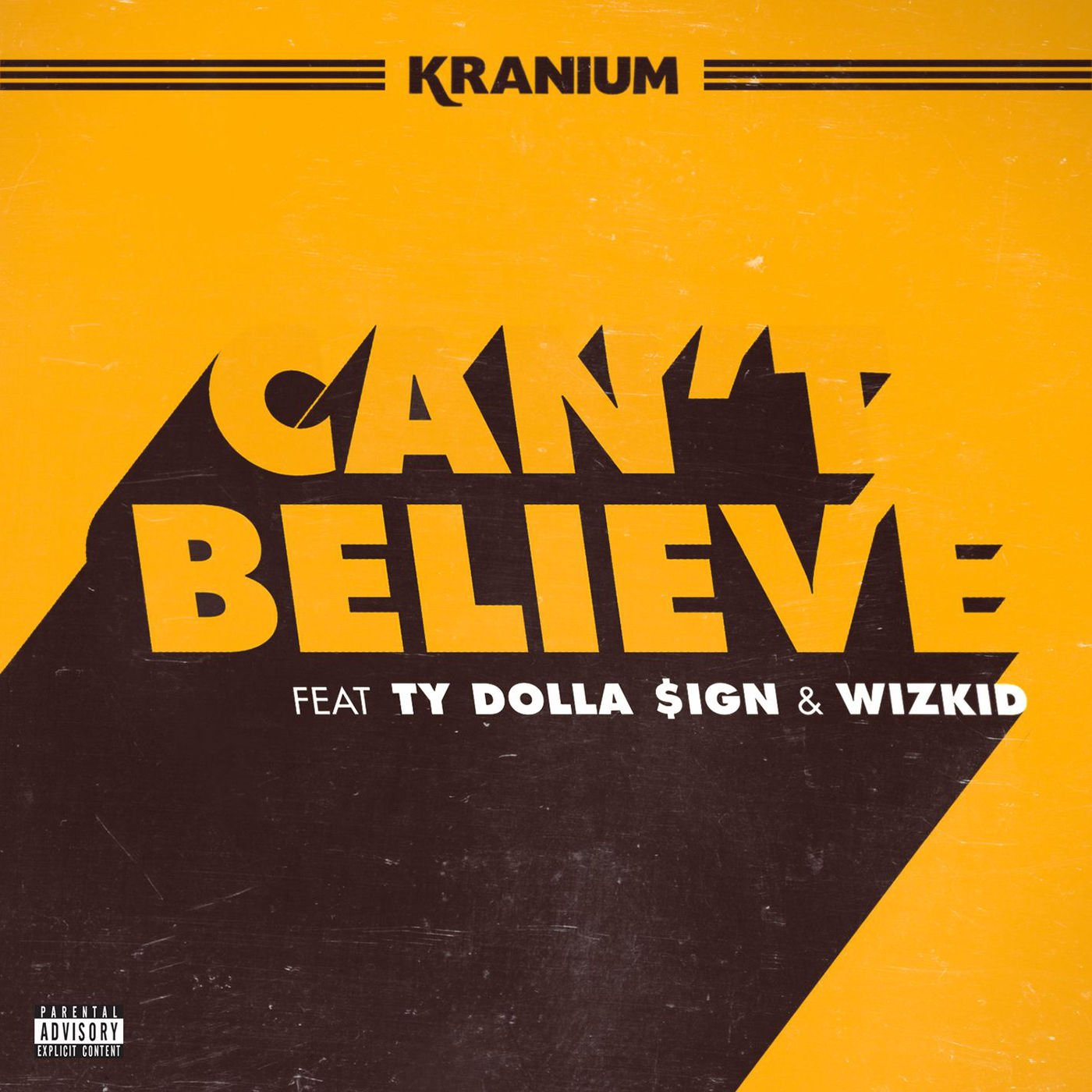 New Music: @therealkranium Feat. @tydollasign & @wizkidayo 'Can't Believe' https://t.co/kqeyQgrA82 https://t.co/eZHzVAC84Z