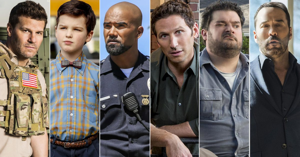 CBS defends its new fall shows all starring men: