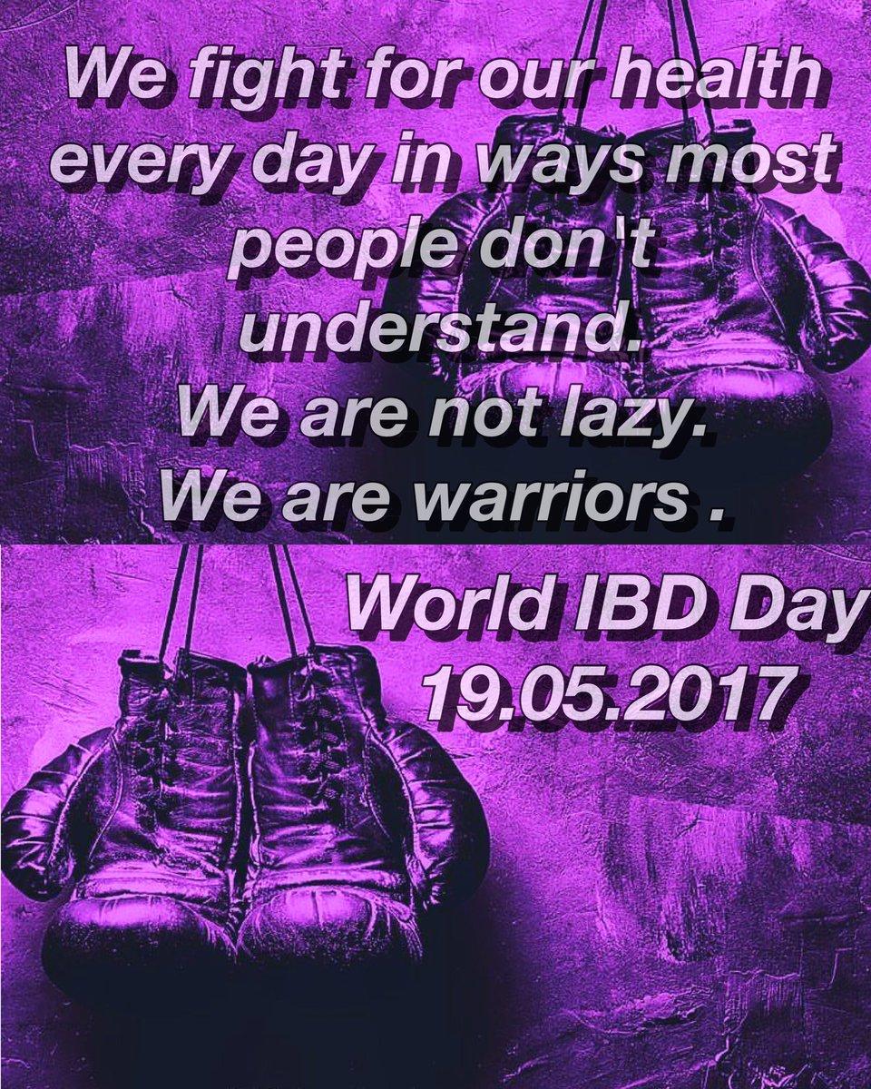 #WorldIBDDay