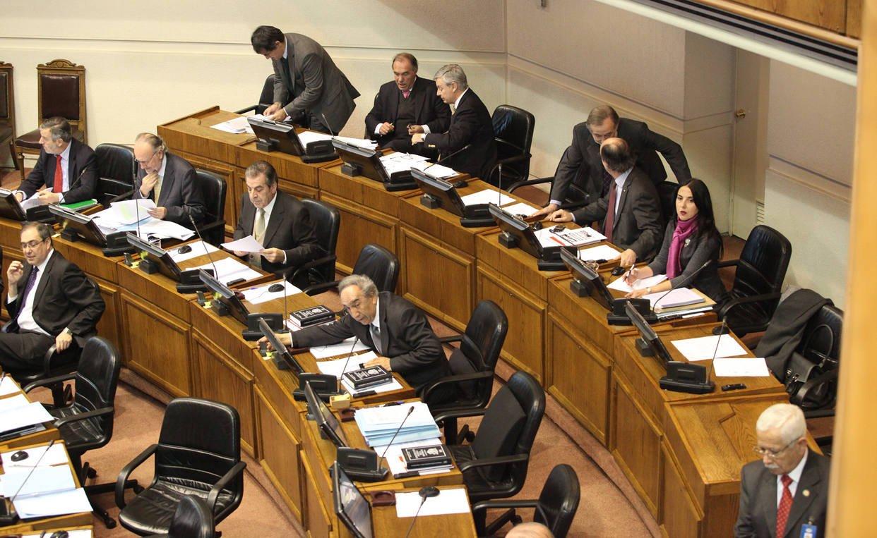 Senado chileno aprobó proyecto que respalda labor de la AN venezolana https://t.co/GUgx2wXBWV https://t.co/iyxZZOj12P