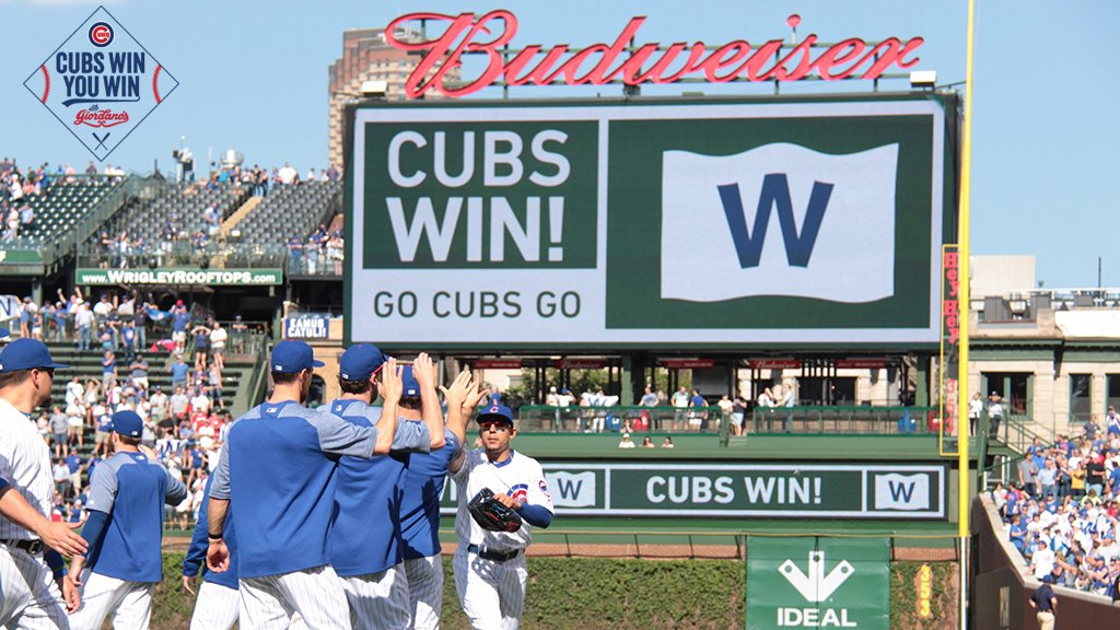 "Sweep up this deal: 10% off @GiordanosPizza online orders! Use ""CUBSWIN"" at https://t.co/bClCpAHqMG. #CubsWinYouWin https://t.co/5mo0XnqH7p"