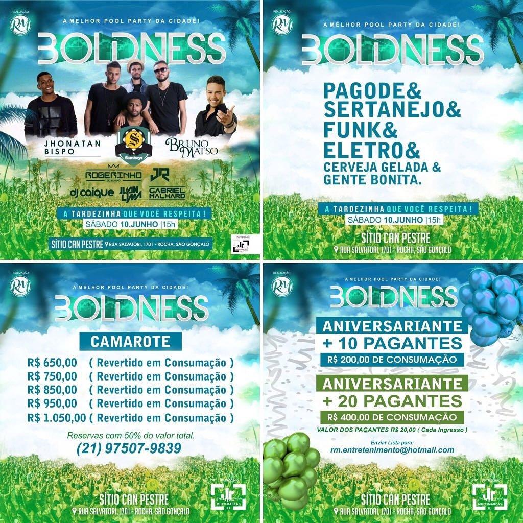 #NósNaBoldness
