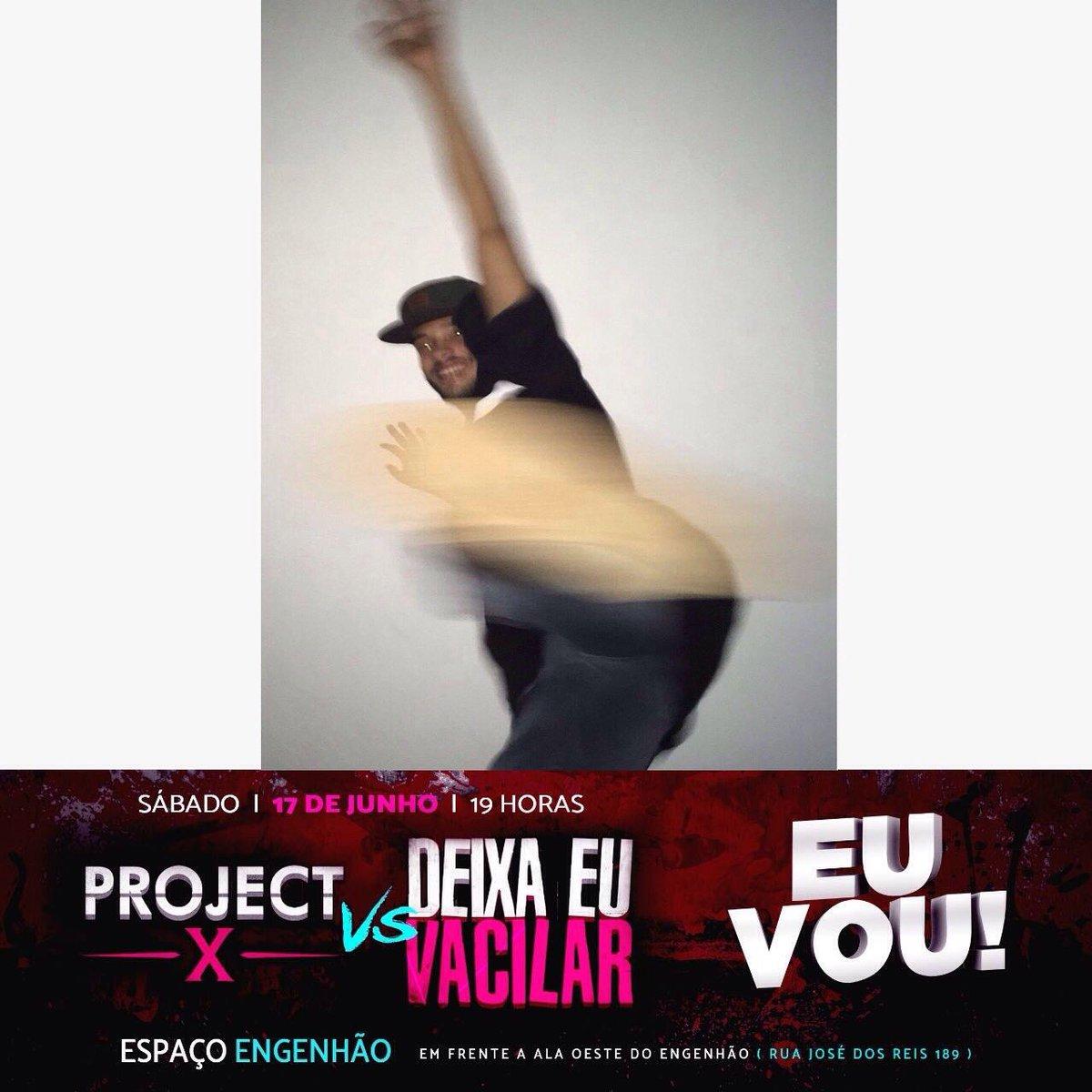 #ProjectXVsDeixaEuVacilar