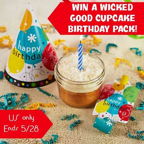 Wicked Good Cupcake Birthday Box GA-1-US-Ends 5/28