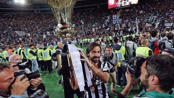 Morning all...  We start today by wishing Andrea Pirlo a very happy 38th birthday!