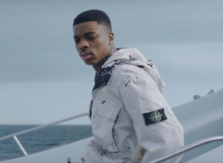 .@vincestaples drops his @therealjuicyj featured single/music video 'Big Fish.' Watch: https://t.co/xNyLWPJRCq  https://t.co/19tX8u8ev3