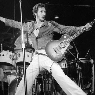 Pete Townshend is 72 today Happy Birthday