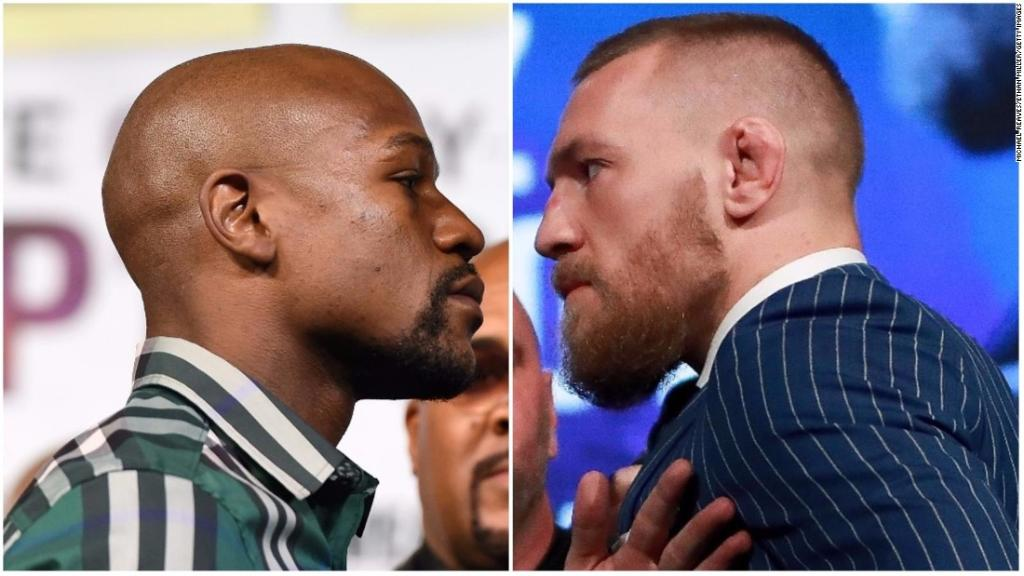 Conor McGregor signs contract to fight Floyd Mayweather https://t.co/YCBlPEkA8u https://t.co/RGjxVW5uHe