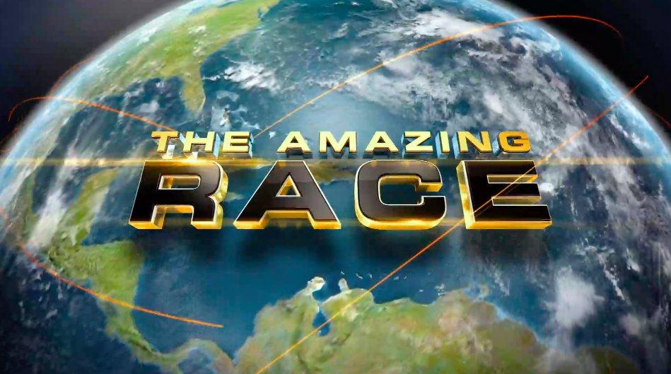 #AmazingRace