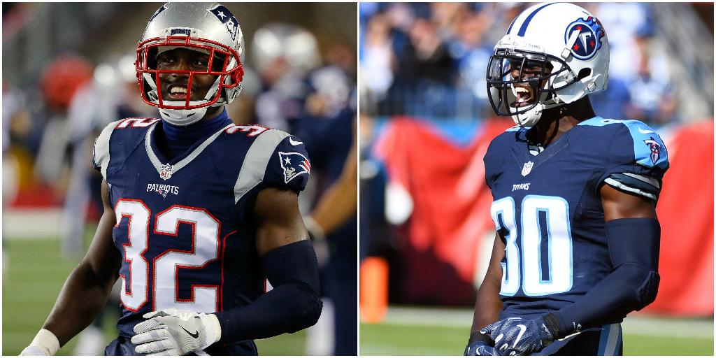 Both McCourty twins. On the same team?  It could've happened this offseason: https://t.co/RxiQeTGZKz https://t.co/MQLuMVWP1A