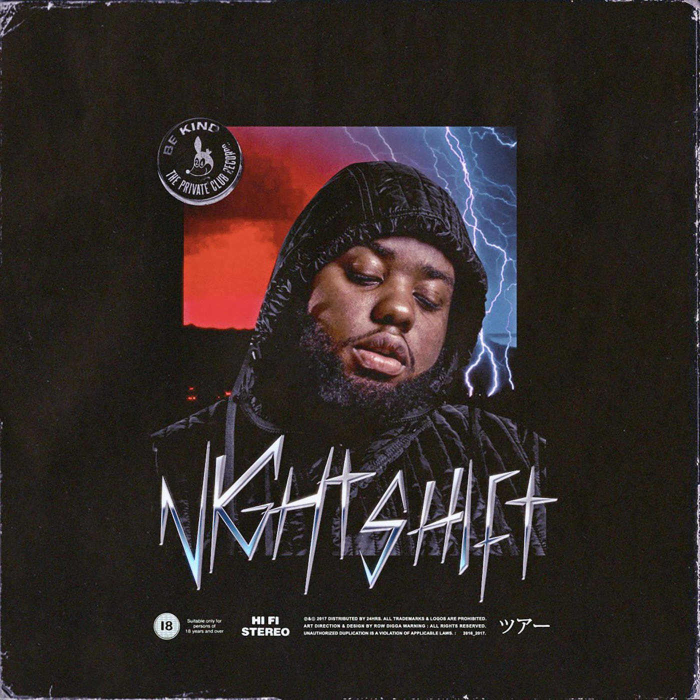.@2fourhrs drops his #NightShift EP feat. @wizkhalifa, @tydollasign, @Hit_Boy. Stream: https://t.co/q5jC3fJT9h  https://t.co/94ZmCLT1kX