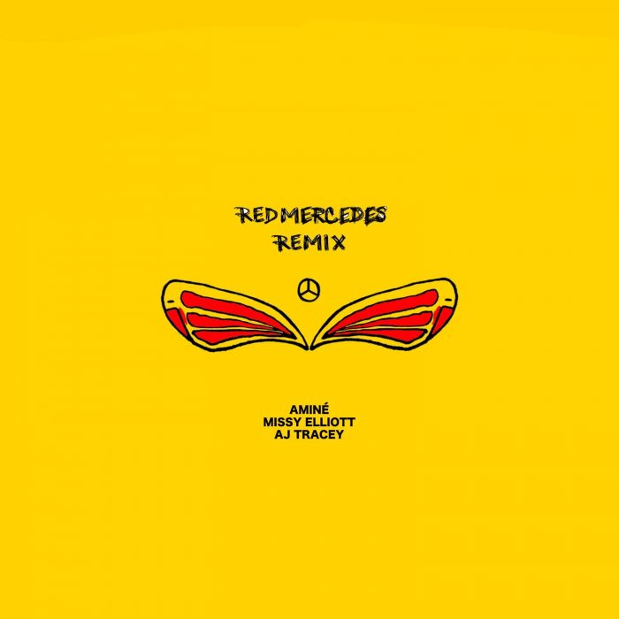 ".@MissyElliott joins Aminé on the ""REDMERCEDES' remix. Listen: https://t.co/2JAxJEZkB0 https://t.co/h4GWwsBHgj"