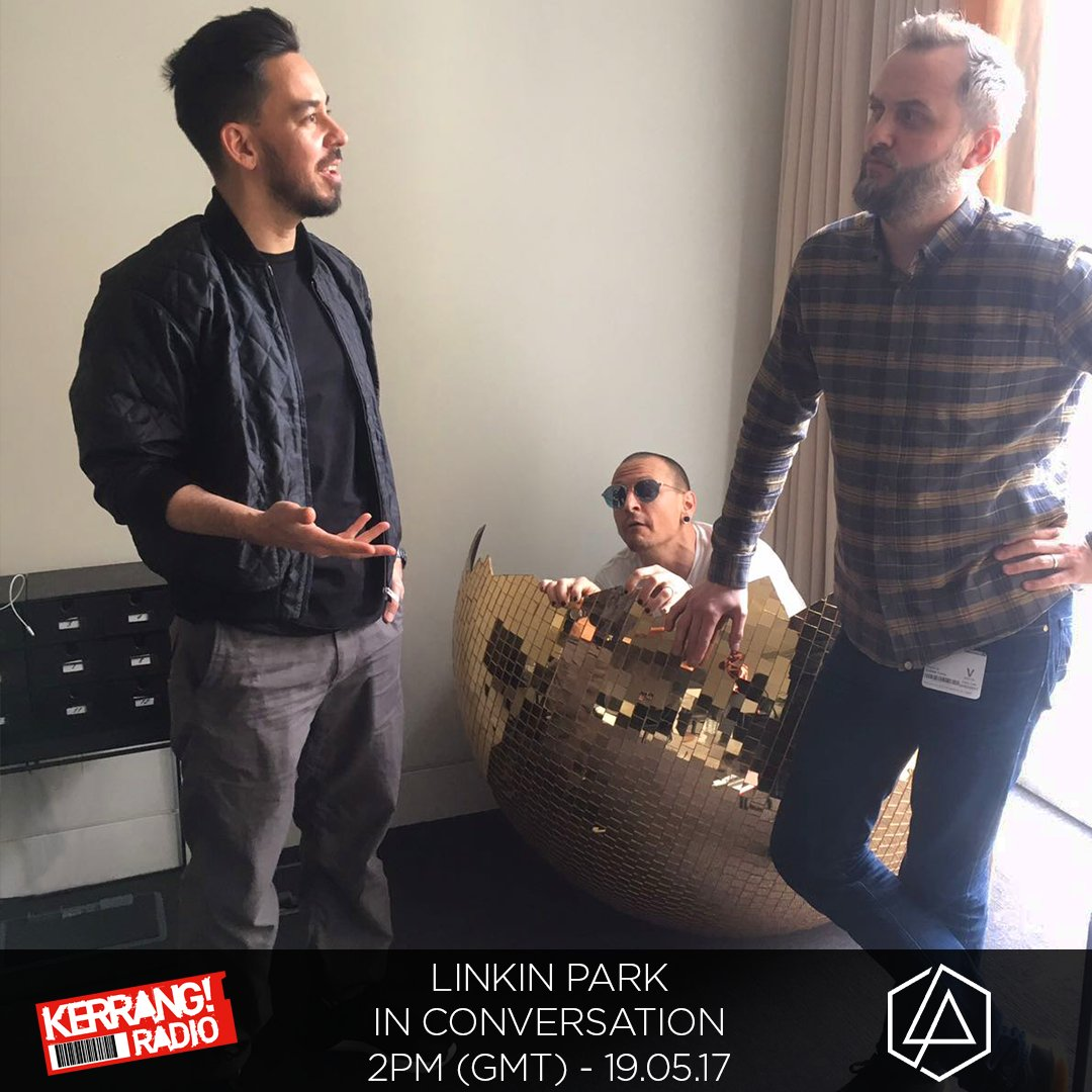 Thank you @KerrangRadio + @loz_guest supporting #OneMoreLight. Check out our interview: https://t.co/HAjYIRCjdT https://t.co/zaNyCzemNK