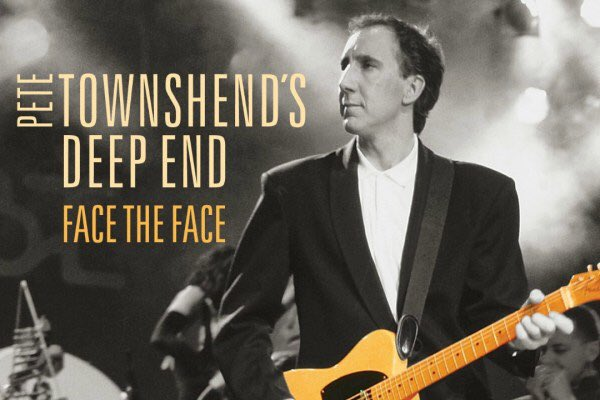 Pete townshend happy birthday face the face