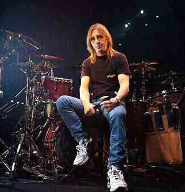 Happy Birthday Phil Rudd AC/DC
