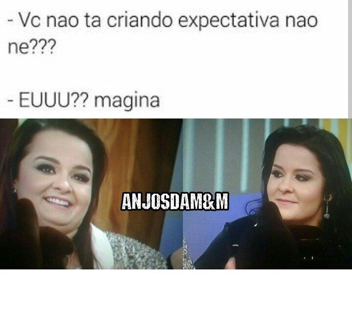 #MaiaraeMaraisaNoBial