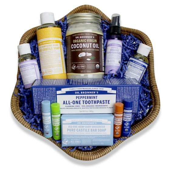 WIN A Bodycare Bundle From DrBronner freebiefriday