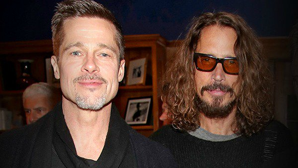 Inside Chris Cornell and Brad Pitt's friendship that ended too soon.