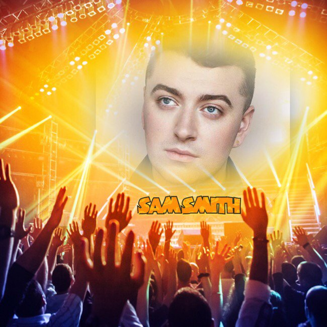 Happy Birthday Sam Smith, Chris London, Carla Lynch, Rebecca Hall, Kevin Amankwaah, Tony Hackworth & Marcus Bent
