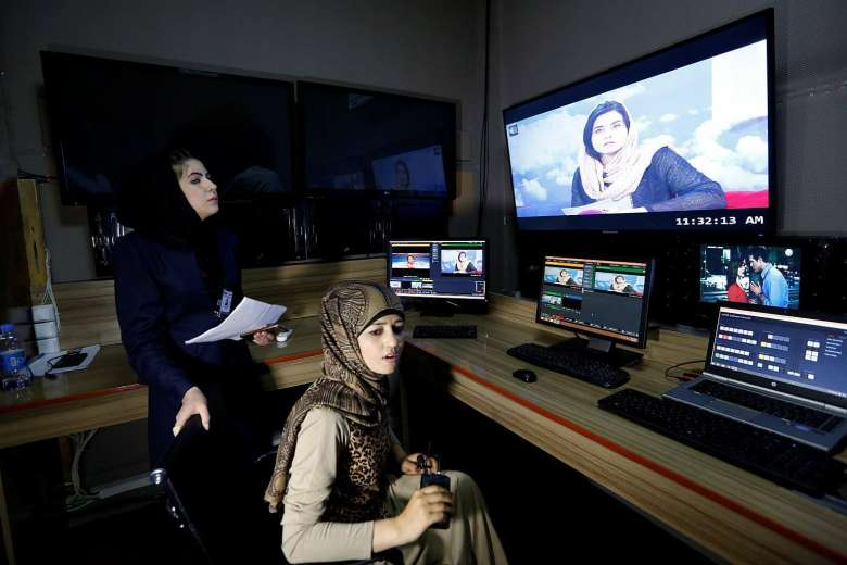 TV channel dedicated to women set to begin broadcasting in conservative Afghanistan