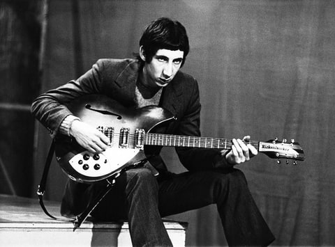 Happy birthday to Pete Townshend, who turns 72 today!