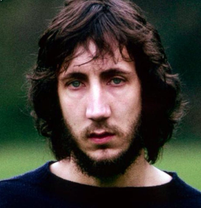 05/19/1945  Happy Birthday, Pete Townshend