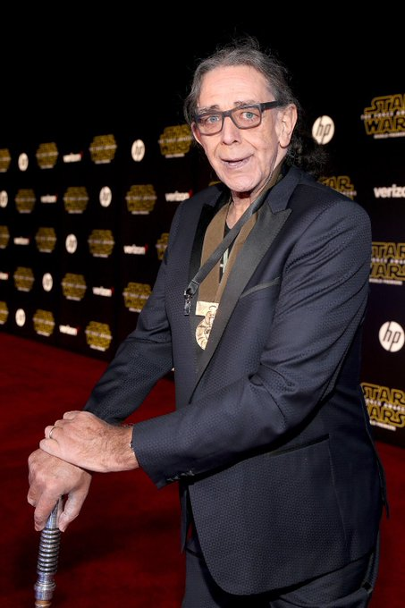 Happy birthday to Peter Mayhew, our favorite Wookiee this side of the galaxy,