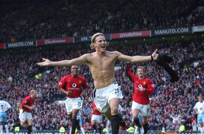 Happy Birthday Diego Forlán .
