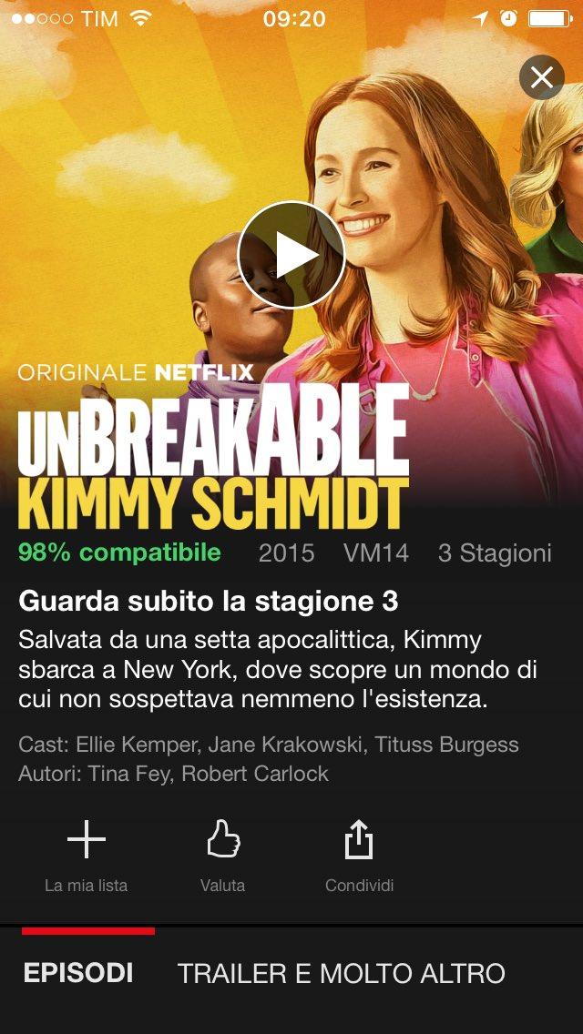 #UnbreakableKimmySchmidt
