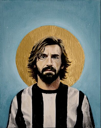 Happy 38th birthday, Andrea Pirlo