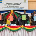 East African leaders head to Dar to decide on EU-EAC Economic Partnership