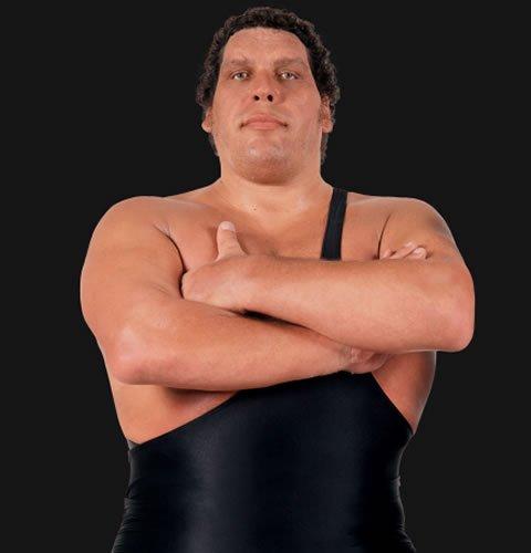 Happy Birthday Andre  The Giant