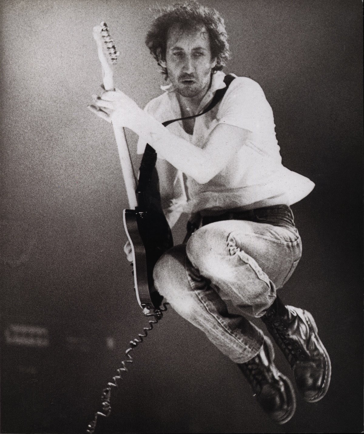 Happy Birthday to guitarist, vocalist and songwriter of Pete Townshend.
