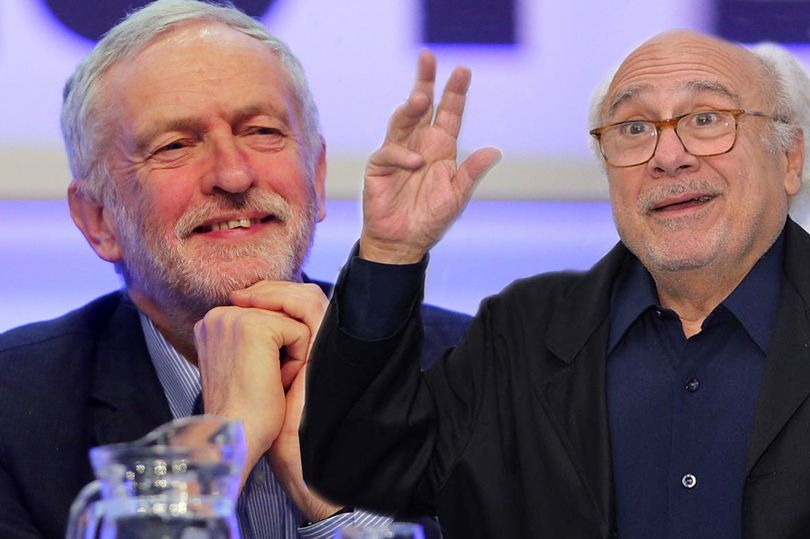 Danny DeVito backs Jeremy Corbyn saying 'UK - you've got the guy' https://t.co/6xh40izhIV https://t.co/l1Slgpbvt9