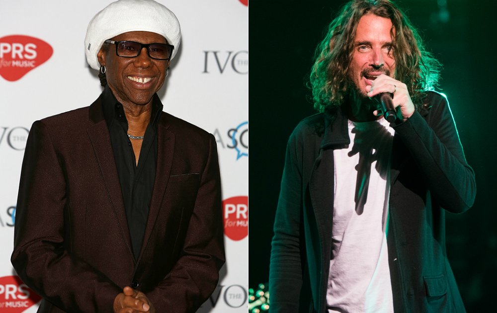 Nile Rodgers opened up to speak with us about his friendship with Chris Cornell https://t.co/VaAFy7VpNd https://t.co/9En98SaOZ4