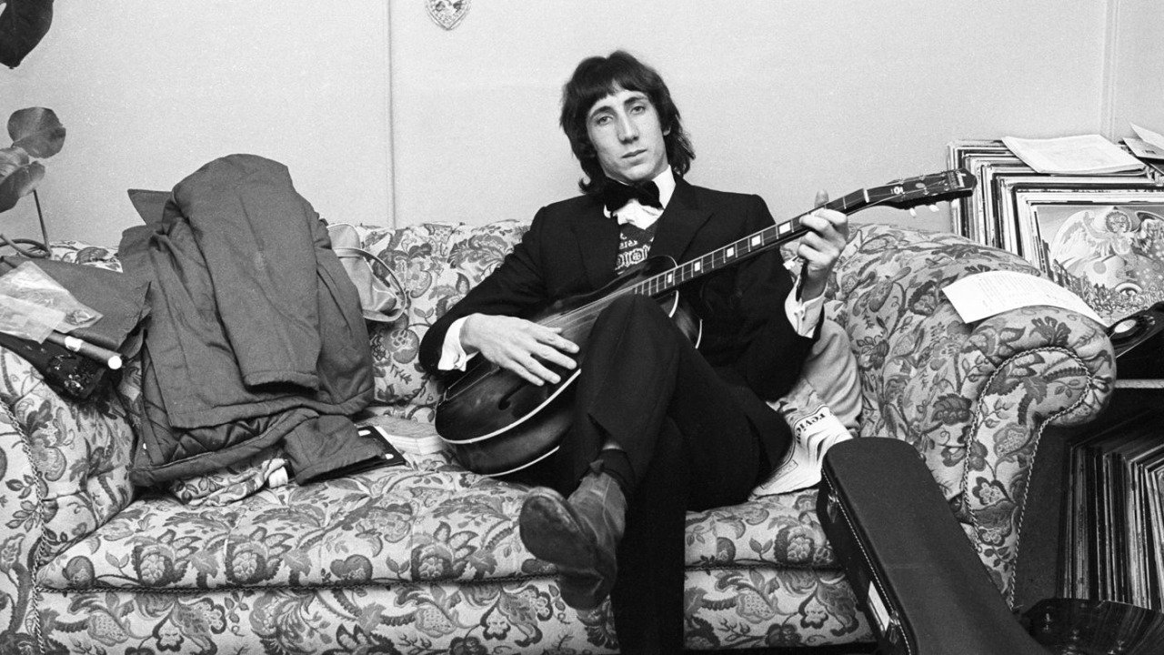 It\s May 19th. That means it\s Pete Townshend\s birthday. Happy 72nd to my first RnR obsession.