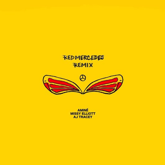 ".@heyamine recruits @MissyElliott and @ajtracey for his ""REDMERCEDES"" remix. https://t.co/7lkfk6dc20 https://t.co/ly8LseLq4K"