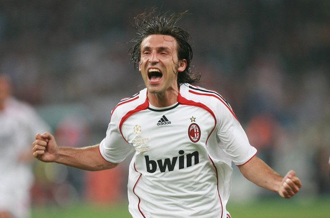 Happy birthday, two-time winner & AC Milan hero Andrea Pirlo!